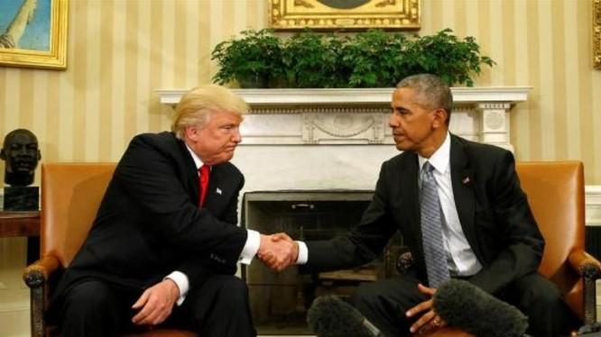 Tổng thống đắc cử Mỹ Donald Trump. Ảnh: The Australian