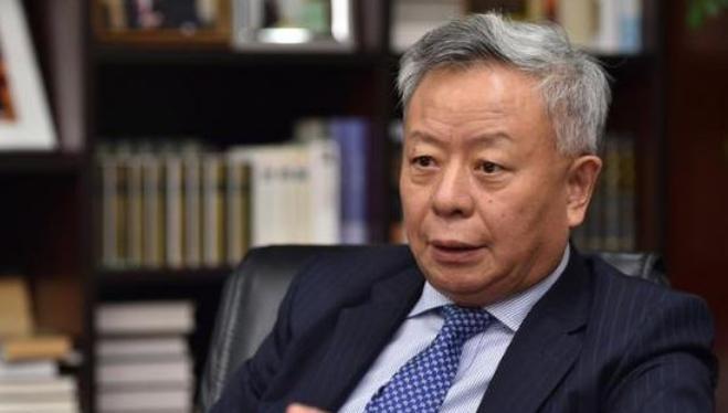 Ông Kim Lập Quần, Chủ tịch Ngân hàng đầu tư hạ tầng cơ sở châu Á (AIIB). Ảnh: Sina