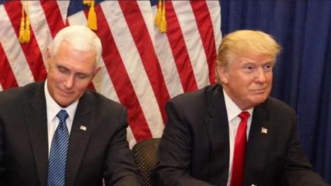 Tổng thống đắc cử Donald Trump đang tích cực lựa chọn nhân sự cho bộ máy Chính phủ Mỹ trong 4 năm tới (ảnh tư liệu)