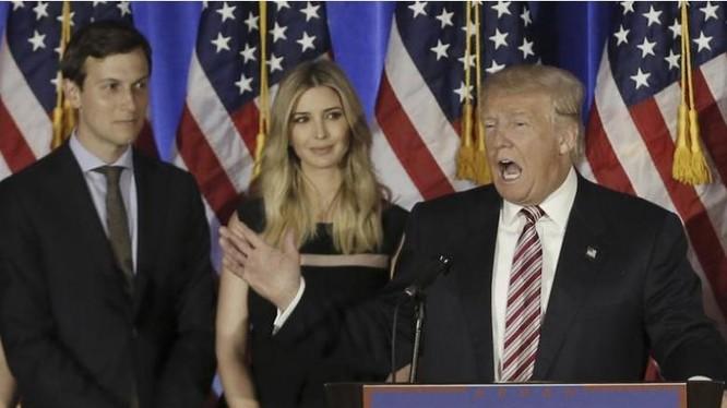 Tổng thống đắc cử Donald Trump. Ảnh: Zaobao