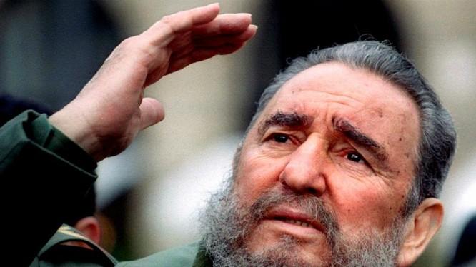 Lãnh tụ cách mạng Cuba Fidel Castro (ảnh tư liệu)