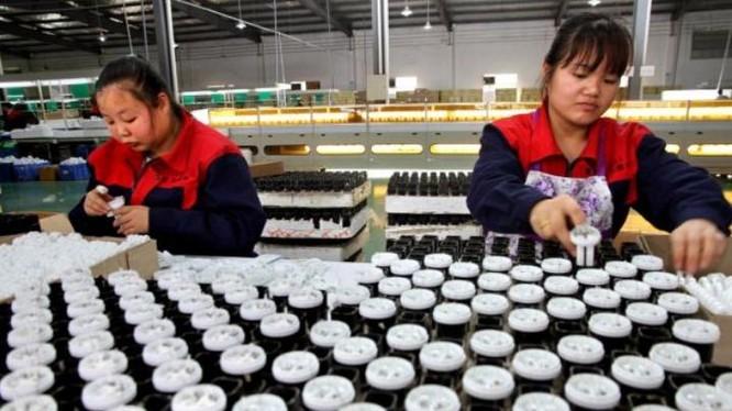 Trung Quốc là nguồn cung đất hiểm chủ yếu của thế giới. Ảnh: Cankao
