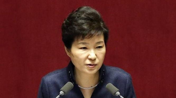 Bà Park Geun-hye. Ảnh: Cankao