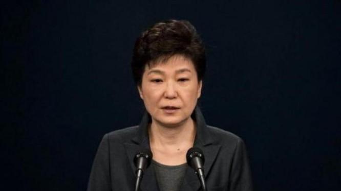 Bà Park Geun-hye. Ảnh: MMC News
