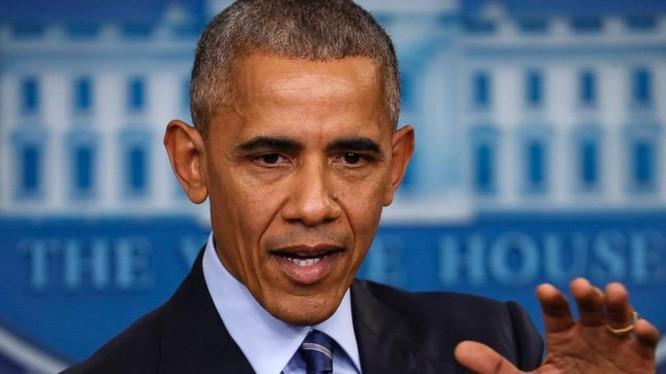 Tổng thống Mỹ Barack Obama. Ảnh: ABC News