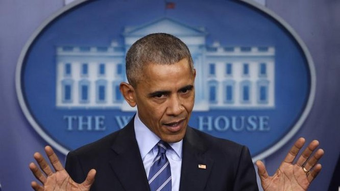 Tổng thống Mỹ Barack Obama. Ảnh: AP News