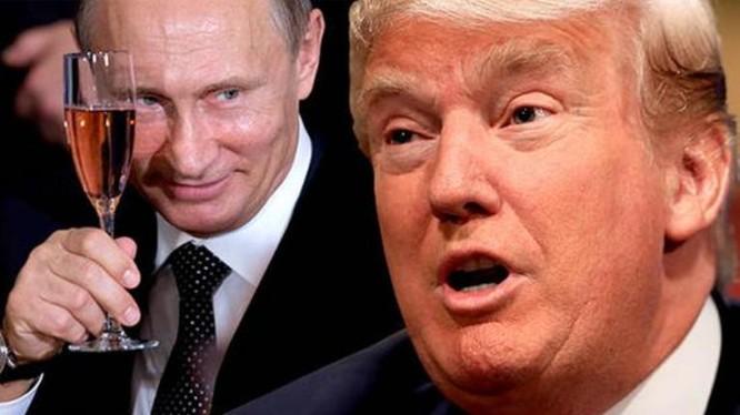 """Ông Donald Trump sẽ """"thân Nga""""? Ảnh: Sina"""