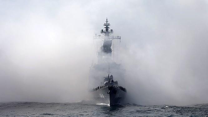 Hải quân Nhật Bản (ảnh minh họa: RT)