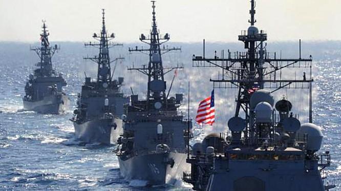 Hải quân Mỹ (ảnh minh họa)