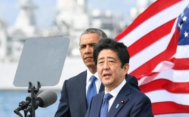 Thủ tướng Nhật Bản thăm Trân Châu Cảng. Ảnh: Cri Online