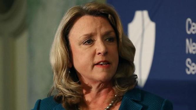 Bộ trưởng Không quân Mỹ, bà Deborah Lee James. Ảnh: Politico
