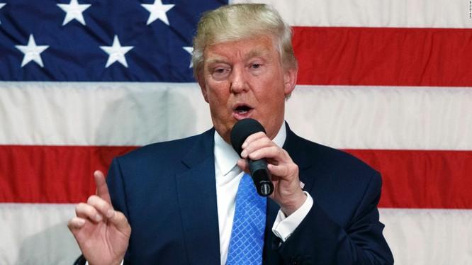 Ngày 20/1/2017, ông Donald Trump sẽ nhậm chức Tổng thống Mỹ. Ảnh: Sputnik