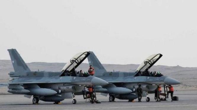 Máy bay chiến đấu Mỹ bán cho Đài Loan. Ảnh: Sina