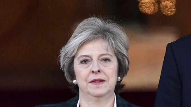 Bà Theresa May, Thủ tướng Anh. Ảnh: Cankao