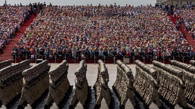 Quân đội Trung Quốc (ảnh minh họa)