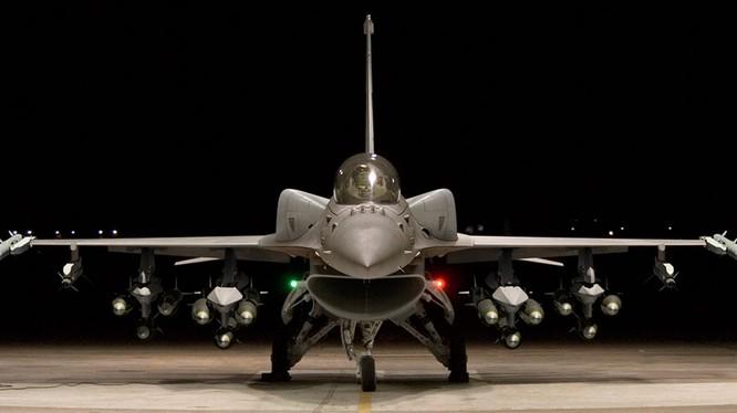 Máy bay chiến đấu F-16V Mỹ. Ảnh: Lockheed Martin