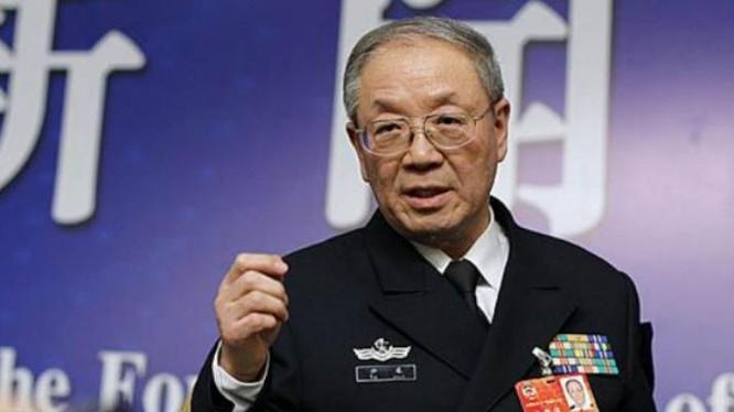 Chuyên gia quân sự Trung Quốc Doãn Trác. Ảnh: sohu
