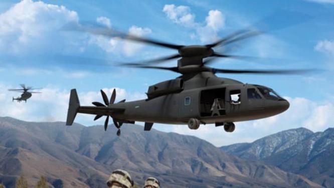 Nhiều chương trình mới như máy bay trực thăng tương lai của Lục quân Mỹ sẽ gặp phải trở ngại tài chính. Ảnh: National Defense