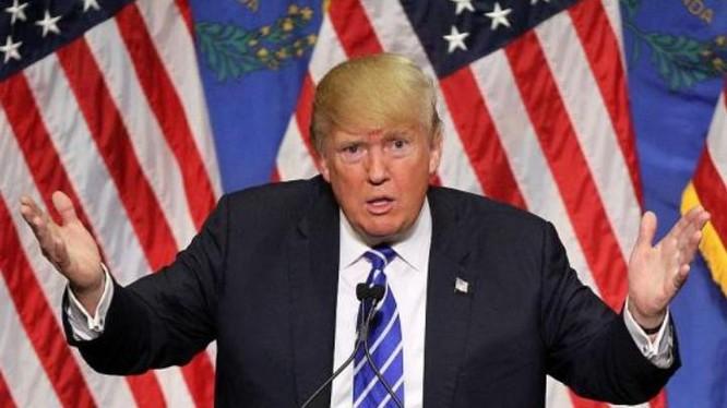 Chính quyền Tân Tổng thống Mỹ Donald Trump đã đạt đồng thuận với Hàn Quốc đẩy nhanh triển khai THAAD ở Hàn Quốc. Ảnh: The Independent