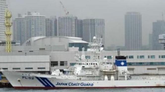 Tàu tuần tra cũ Nhật Bản cung cấp cho Malaysia. Ảnh: Cankao