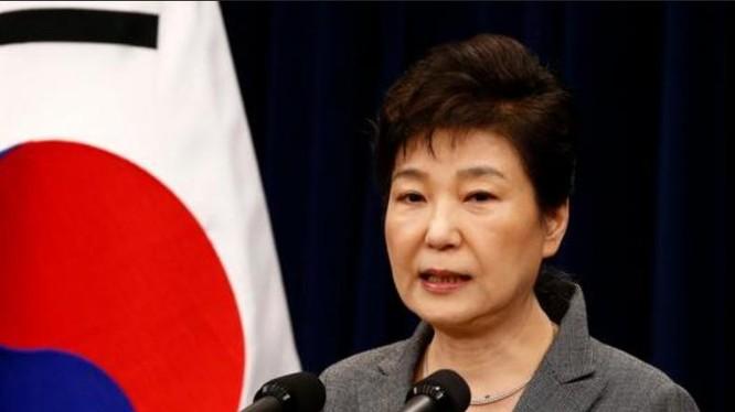 Bà Park Geun-hye. Ảnh: DW