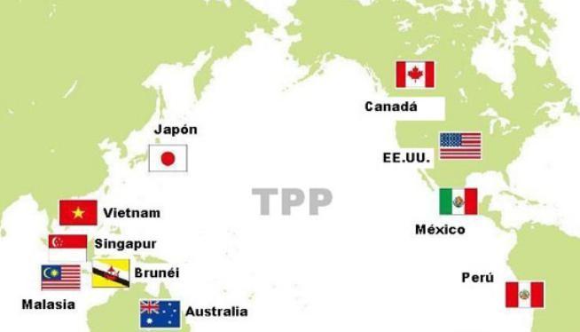 Mỹ đã rút khỏi Hiệp định đối tác xuyên Thái Bình Dương. Ảnh: Cankao