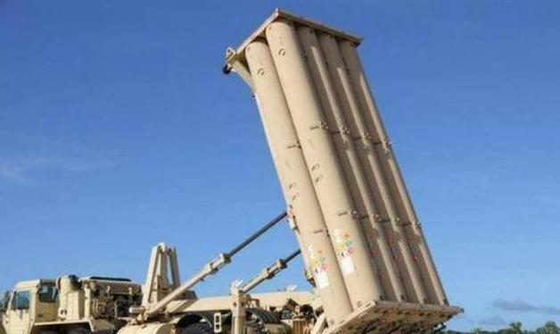 Hệ thống phòng thủ khu vực tầm cao đoạn cuối (THAAD) Mỹ. Ảnh: Sina