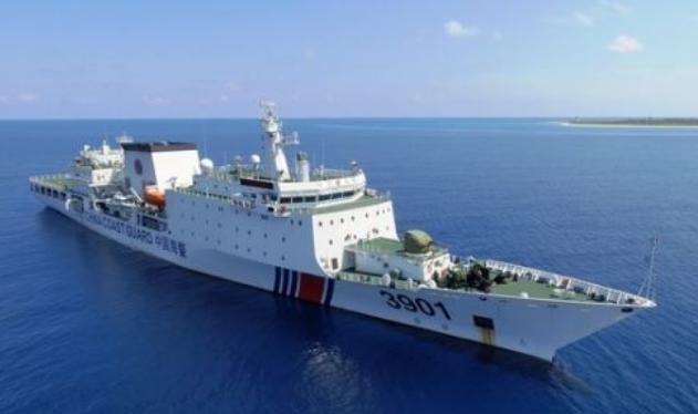 Tàu hải cảnh khổng lồ của Trung Quốc