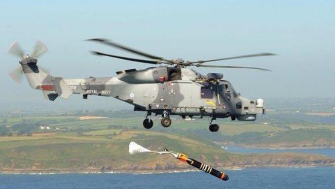 Máy bay trực thăng AW159