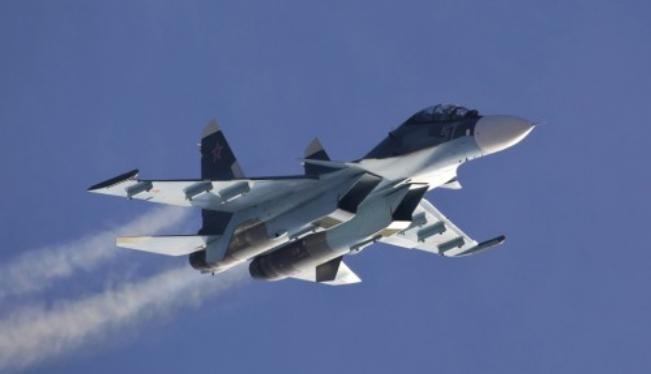 Máy bay chiến đấu Su-30SME của Nga