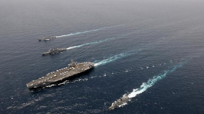 Trung Quốc quá non nớt so với Mỹ về kinh nghiệm vận hành tàu sân bay