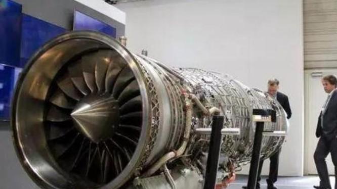 Động cơ EJ-200 do 4 nước châu Âu hợp tác nghiên cứu phát triển. Ảnh: Sina