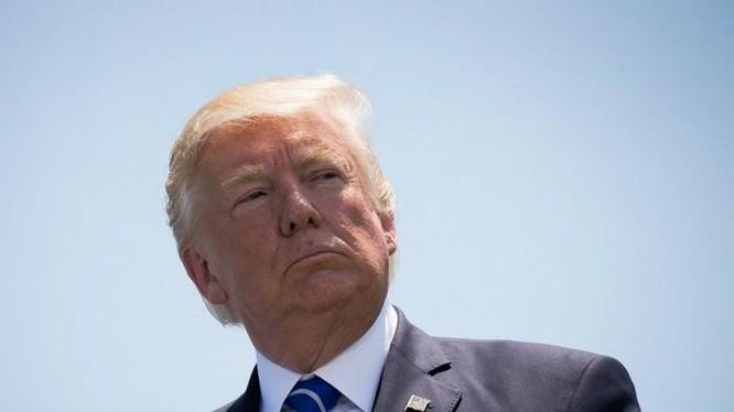 Tổng thống Mỹ Donald Trump đã thay đổi chiến lược đối với Triều Tiên và khu vực? Ảnh: US News & World Report