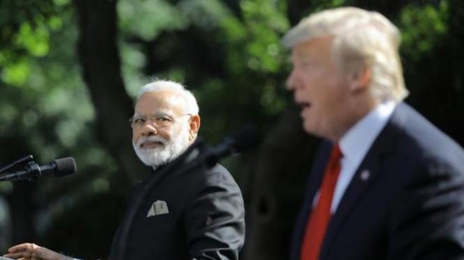 Từ ngày 25 - 26/6/2017, Thủ tướng Ấn Độ Narendra Modi tiến hành thăm Mỹ. Ảnh: Reuters
