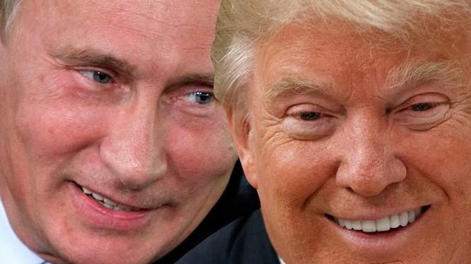 Tổng thống Nga Vladimir Putin và Tổng thống Mỹ Donald Trump sắp gặp nhau bên lề Hội nghị Thượng đỉnh G20 ở Hamburg, Đức. Ảnh: Business Insider