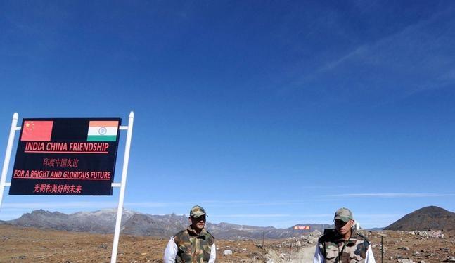 Đối đầu Trung - Ấn ở khu vực biên giới ngày càng gia tăng. Ảnh: AFP/Dwnews