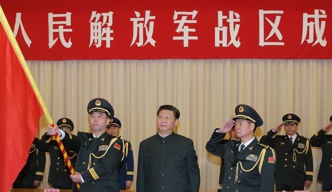 Chủ tịch Trung Quốc Tập Cận Bình coi trọng cải cách quân đội. Ảnh: Dwnews