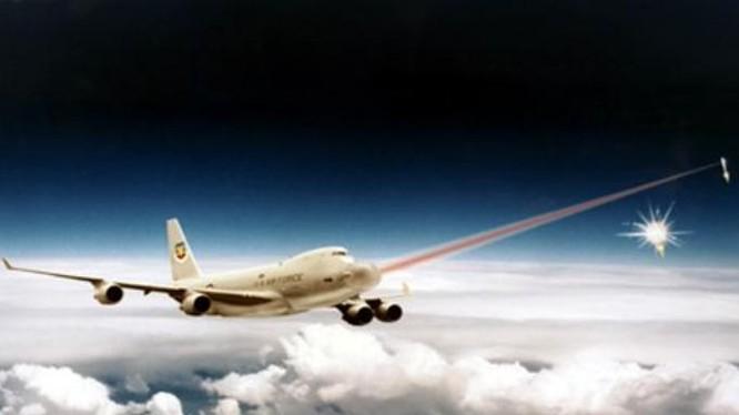 Mỹ đã cung cấp thông tin thành quả nghiên cứu vũ khí laser cho Bộ Quốc phòng Nhật Bản. Ảnh: Cankao.