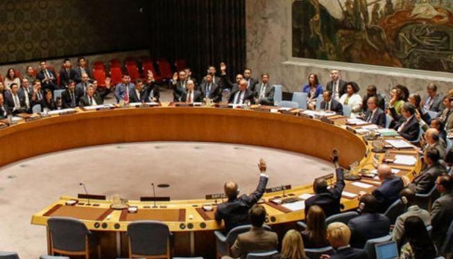 Ngày 11/9/2017, Hội đồng bảo an Liên hợp quốc ra nghị quyết mới tăng cường trừng phạt Triều Tiên. Ảnh: Shanghai Observer.