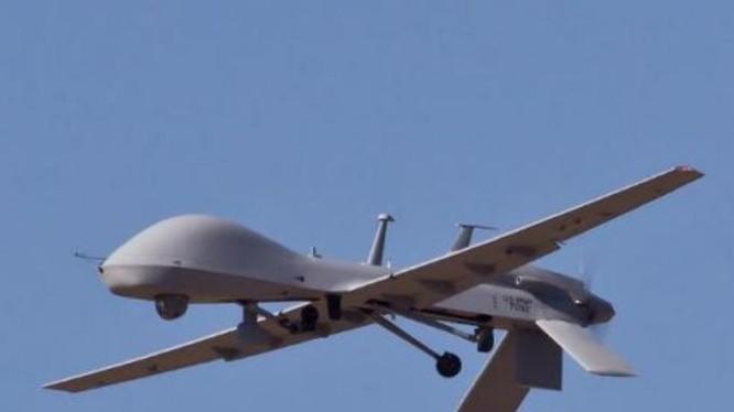 Máy bay không người lái MQ-1C Gray Eagle của lục quân Mỹ. Ảnh: Cankao.