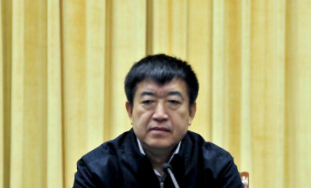 Phó Chủ tịch tỉnh Liêu Ninh ông Lưu Cường đã ngã ngựa. Ảnh: Chinaneast.