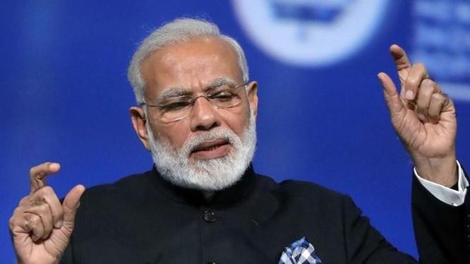 Thủ tướng Ấn Độ Narendra Modi. Ảnh: UDN.