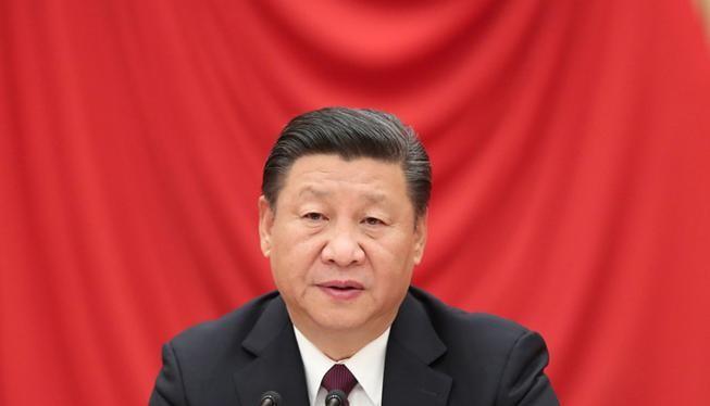 Chủ tịch Trung Quốc Tập Cận Bình. Ảnh: Xinhuanet