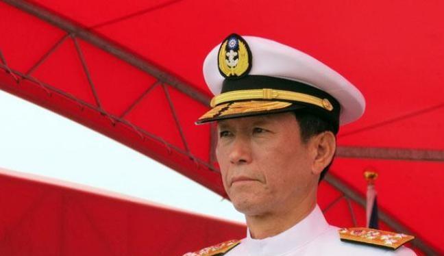 Lý Hỉ Minh, Tổng tham mưu trưởng quân đội Đài Loan. Ảnh: Taiwan.cn.