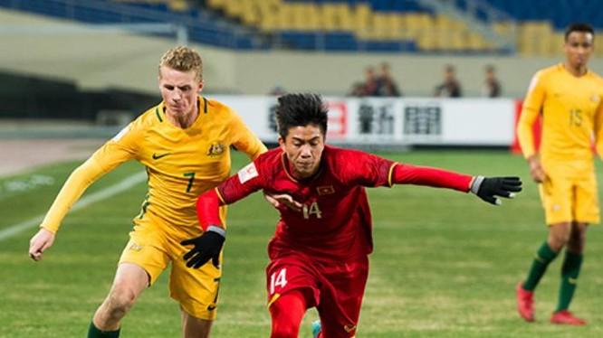 Bóng đá Việt Nam đã có sự tiến bộ vượt bậc. Ảnh: Sohu.