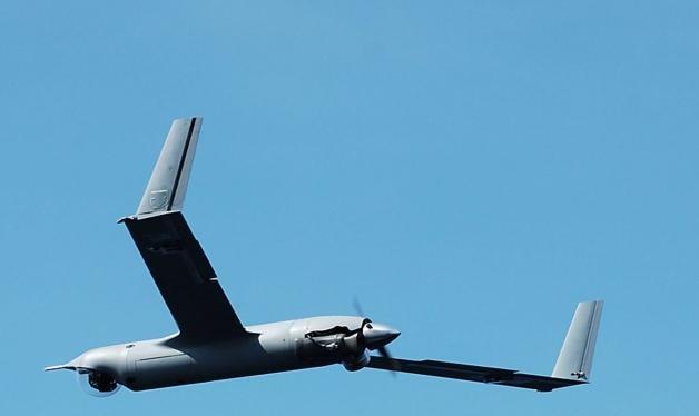 Máy bay do thám không người lái cỡ nhỏ Scan Eagle Mỹ. Ảnh: Military Edge.