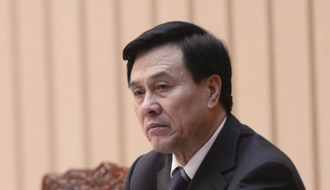 Ông Dương Tinh, ủy viên Quốc vụ kiêm Tổng thư ký Quốc vụ viện Trung Quốc đã ngã ngựa. Ảnh: Takungpao.