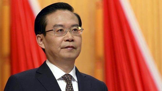 Nguyên Chủ tịch tỉnh Phúc Kiến Tô Thụ Lâm. Ảnh: Reuters.