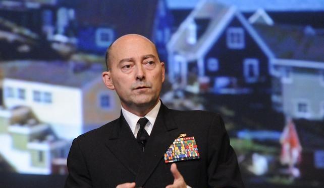 Đô đốc về hưu James Stavridis Mỹ. Ảnh: Navy Times.