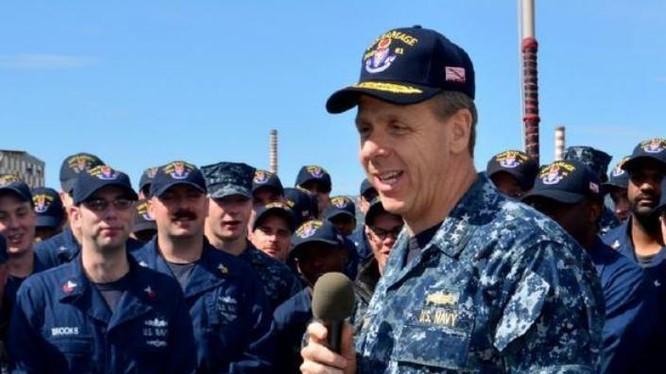 Philip S. Davidson, người được đề cử làm Tân Tư lệnh Thái Bình Dương, quân đội Mỹ. Ảnh: Sohu.